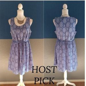 Apt. 9 Dresses - 🌟HP🌟Apt 9 Dress Plus Size 0X